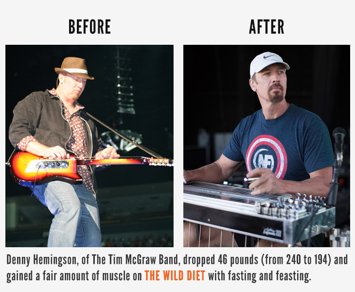 Tim McGraw Before After Denny Picture