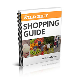 Wild Diet Shopping Guide eBook